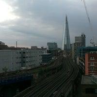 Photo taken at Travelodge London Southwark by Simona P. on 5/12/2015