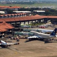 Photo taken at Soekarno-Hatta International Airport (CGK) by andhy d. on 3/20/2013