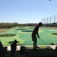 Photo taken at Topgolf by Austin M. on 4/6/2013