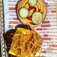 Photo taken at Smashburger by devynn r. on 5/12/2013