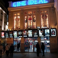 Photo taken at Yelmo Cines Ideal 3D by Mercedes F. on 2/7/2013