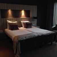 Photo taken at Van der Valk Hotel Middelburg by Heidi D. on 2/14/2014