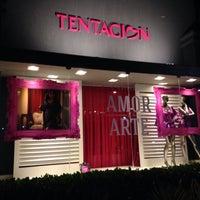 Photo taken at Tentacion Maison by Thiago D. on 11/12/2015