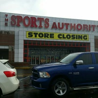 Photo taken at Sports Authority by Jen I. on 3/28/2016