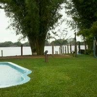 Photo taken at Ilha das Flores by Cinara M. on 1/6/2013