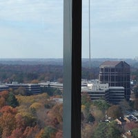 Photo taken at BBDO Atlanta by Lisa P. on 11/20/2013