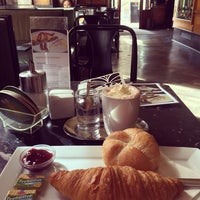 Photo taken at Cafe Goldegg by Anton K. on 9/17/2015