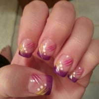 Photo taken at Victoria Nails by Tiffany H. on 4/18/2014
