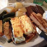 Photo taken at Kostas Family Restaurant by Anna Y. on 5/6/2013