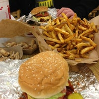 Photo taken at Five Guys by Pacduneslooper on 1/11/2013