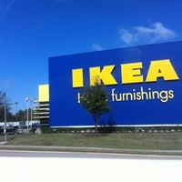 Photo taken at IKEA Houston by Rainey on 1/6/2013