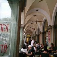Photo taken at Stadt Café Città by Martin K. on 8/9/2013