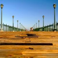 Photo taken at Pier 7 by Rafael S. on 1/15/2013