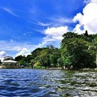 Photo taken at Kebun Binatang Gembira Loka by Aam K. on 1/1/2013