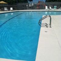Photo taken at SaFoMa Swimming Pool by Tara N. on 7/14/2013