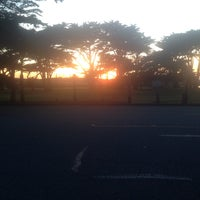 Photo taken at Pacific Grove Golf Links by Katina Mae on 4/11/2015