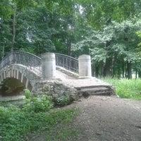 Photo taken at Природно-исторический парк «Кузьминки-Люблино» by Svetlana Z. on 7/14/2013
