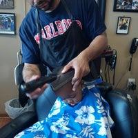 Photo taken at Kool Kuts Barbershop by Kevin P. on 9/15/2012