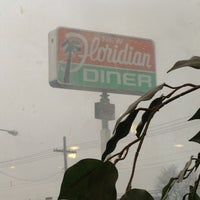Photo taken at Floridian Diner by David F. on 1/16/2013