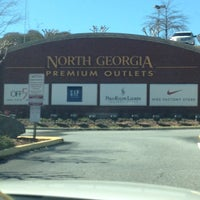Photo taken at North Georgia Premium Outlets by Adriana F. on 2/24/2013
