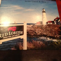 Photo taken at Red Lobster by Lisa N. on 1/6/2013