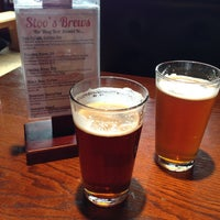 Photo taken at Sunday River Brewing Company by Lana G. on 3/23/2013