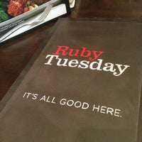 Photo taken at Ruby Tuesday by Faisal K. on 4/20/2013