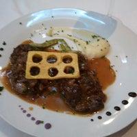 Photo taken at Restaurante Castilla by Adrián M. on 2/21/2013
