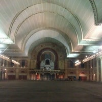Photo taken at Alexandra Palace by Max T. on 1/15/2013