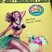 Photo taken at Trader Vic's by Stephanie K. on 3/8/2013