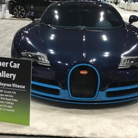 Photo taken at Chicago Auto Show by Ludmila on 2/22/2016