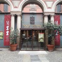 Photo taken at Museo Poldi Pezzoli by Eni Cultura on 1/11/2013