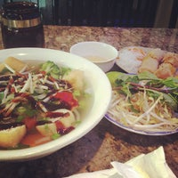 Photo taken at Pho Rua Vang (Golden Turtle) by Carly M. on 10/9/2012