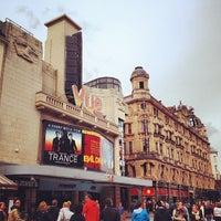 Photo taken at Vue Cinema by Tanvir H. on 4/29/2013