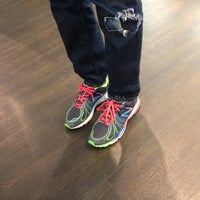 Photo taken at New Balance by Maxim D. on 5/11/2013