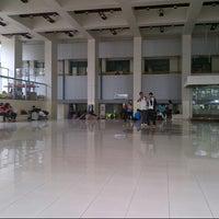 Photo taken at Universitas Katolik Indonesia Atma Jaya by Wonjoon L. on 4/18/2013