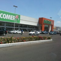 Photo taken at Comercial mexicana by Fernando M. on 3/18/2013