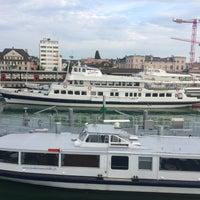Photo taken at Romanshorn Hafen by Raymond K. on 7/8/2016