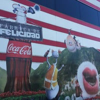 Photo taken at Coca-Cola Andina Argentina by Lisandro R. on 8/25/2016
