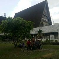 Photo taken at Museum Sumatera Utara by ANto W. on 3/24/2016