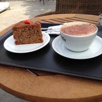 Photo taken at Caffè Nero by Elvan E. on 5/1/2013