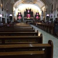 Photo taken at Santuario de San Pedro Bautista Parish by Geraldine Hattie M. on 10/23/2016