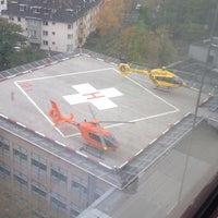 Photo taken at Universitätsklinikum Köln by Bati B. on 10/20/2015