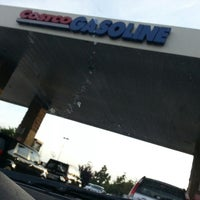 Photo taken at Costco Gas by Frank H. on 7/3/2013