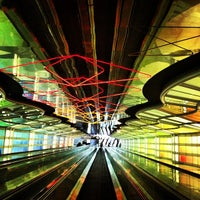 Photo taken at 'The Sky's The Limit' Underground Walkway by Karen L. on 12/2/2012