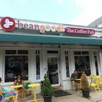 Photo taken at BeanGood: The Coffee Pub by Sara J. on 6/23/2013
