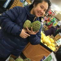 Photo taken at 555 Asian Supermarket by King G. on 1/30/2015