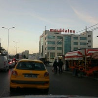 Photo taken at Meublatex by Khmais D. on 2/22/2013