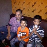 Photo taken at NAV karaoke by Lia S. on 5/11/2013