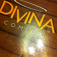 Photo taken at Divina Comida by Brenda M. on 1/19/2013